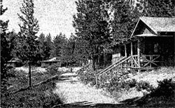 Little Bear Lake in the 1920s