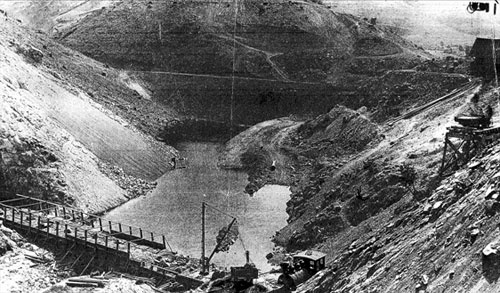 Little Bear Dam - 1905